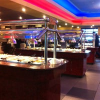 Photo taken at Hibachi Grill Supreme Buffet by Delaney R. on 5/18/2012