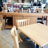 Photo taken at Bruegger's by Christina R. on 4/20/2012