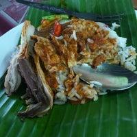 Photo taken at Nasi Dagang Warisan by Engku A. on 3/8/2012