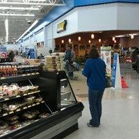 Photo taken at Walmart Supercenter by Kurt K. on 4/21/2012
