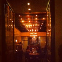 Photo taken at Scarpetta by Patrick C. on 5/1/2012