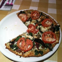 Photo taken at Uno Pizzeria & Grill - Boston by Brittany D. on 2/27/2012