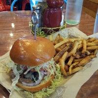 Photo taken at Bareburger by Sharon C. on 6/13/2012