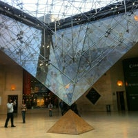 Photo taken at Carrousel du Louvre by Isabelle S. on 5/1/2012