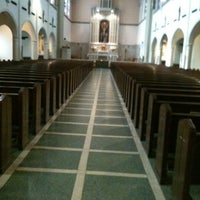 Photo taken at St. Thomas Aquinas Catholic Church by Tiffany O. on 8/28/2012