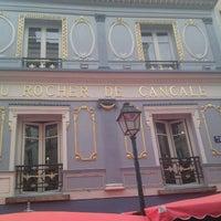 Photo prise au Au Rocher de Cancale par pierre a. le8/30/2012