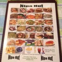 Photo taken at Nipa Hut Oriental & Seafood by Sharon M. on 7/10/2012