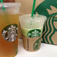 Photo taken at Starbucks by Ada T. on 5/4/2012