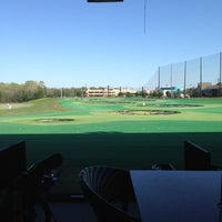 Photo taken at Topgolf by Mia on 3/24/2012