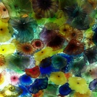 Photo taken at Chihuly Sculpture - Fiori Di Como by Ryan C. on 2/19/2012