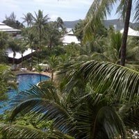 Photo taken at Horizon Beach Reaort Hotel, Karon Beach by Aleksey P. on 8/29/2012