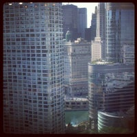 Photo taken at 360i Chicago by Reb C. on 7/12/2012