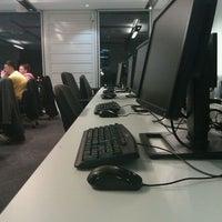Photo taken at University of Salford (MediaCityUK Campus) by Aleksej H. on 2/9/2012