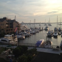 Photo taken at Newport OnShore Resort by Kristin F. on 8/14/2012