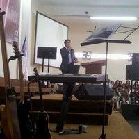Photo taken at av. guzman blanco by Esteban G. on 4/29/2012