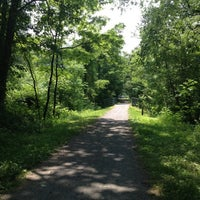 Photo taken at Deckers Creek Rail Trail At Breakiron Hill Rd by Nicole D. on 5/28/2012