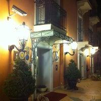 Photo taken at Villa Paradiso dell'Etna by Umberto M. on 6/21/2012