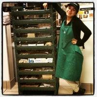 Photo taken at Starbucks by Shine K. on 6/14/2012