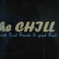 Photo taken at The Chill by Biddu A. on 7/17/2012