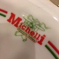 Photo taken at Michelli Ristorante Italiano by Lu B. on 8/10/2012