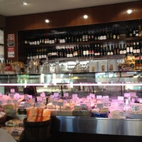 Photo taken at Quattro Formaggi Deli by Annalie K. on 2/25/2012