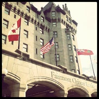 Photo taken at Fairmont Château Laurier by Anthony B. on 6/13/2012
