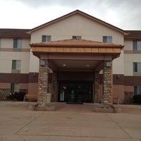 Photo taken at Holiday Inn Express & Suites Denver Sw-Littleton by Jay J. on 3/4/2012
