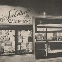 Photo taken at La Sorbetteria Castiglione by Stefano N. on 7/16/2012