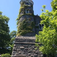 Photo taken at Belvedere Castle by kat p. on 5/19/2012