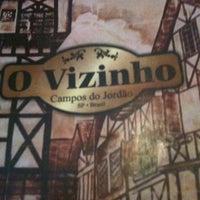 Foto tirada no(a) O Vizinho por Giovana M. em 4/6/2012