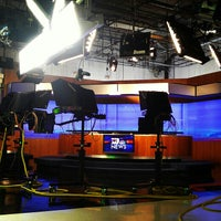 Photo taken at WBIR TV-10 Studios by Andrew Coleman S. on 6/15/2012