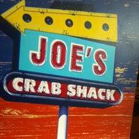 Photo taken at Joe's Crab Shack by Bev S. on 3/12/2012