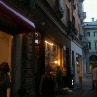 Photo taken at Hostaria Dai Nanetti by Leonardo Z. on 8/6/2012