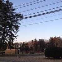 Photo taken at Mills Field Playground by Sam R. on 2/27/2012