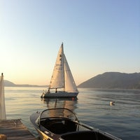 Photo taken at Hotel Traunsee by Ondra D. on 7/28/2012