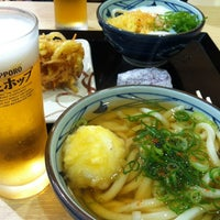 Photo taken at Marugame Seimen by ぽん多 on 5/4/2012