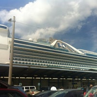 Photo taken at Caribbean Princess - Southern Caribbean Cruise by Guity R. on 4/1/2012