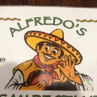 Photo taken at Alfredo's Mexican Restaurant by aaron h. on 8/5/2012