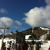 Photo taken at Whiteface Mountain by Diego R. on 2/18/2012