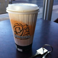 Photo taken at Bridgehead by Hana A. on 6/15/2012