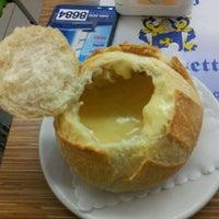 Photo taken at Requinte Pizzaria e Restaurante by Fernanda N. on 6/5/2012