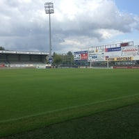 Photo taken at FCV Dender EH by Sven M. on 8/2/2012