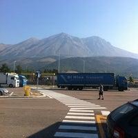 Photo taken at Area di Servizio Monte Velino Sud by Alessandro V. on 8/22/2012