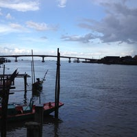 Photo taken at ริมทะเล by Missmint🎀 i. on 8/21/2012