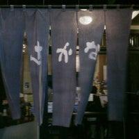 Photo taken at Sakana Sushi & Grill by Doe D. on 5/19/2012