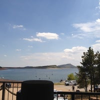 Photo taken at Carter Lake by Michael B. on 7/10/2012