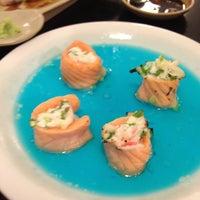 Photo taken at Oishii Sushi by João P. on 7/28/2012
