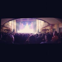 Photo taken at Palace Theatre by Christopher B. on 7/22/2012