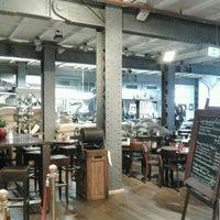 Das Foto wurde bei Kaffeerösterei Speicherstadt von Edna H. am 7/11/2012 aufgenommen