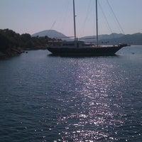 Photo taken at Zeytin Adası by Elif C. on 7/12/2012
